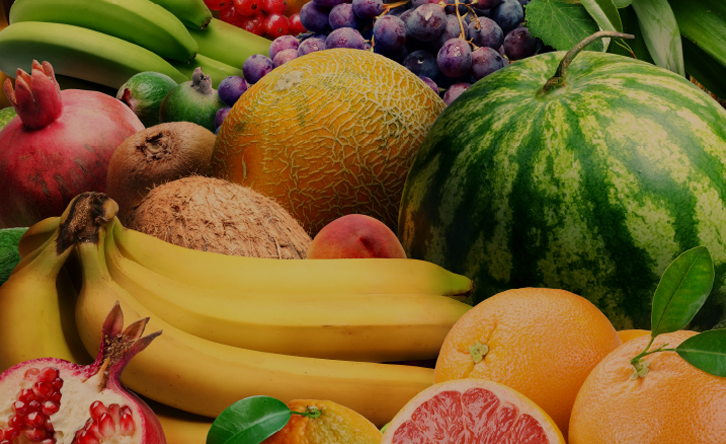 Fruits, fruit juices and certain similar products